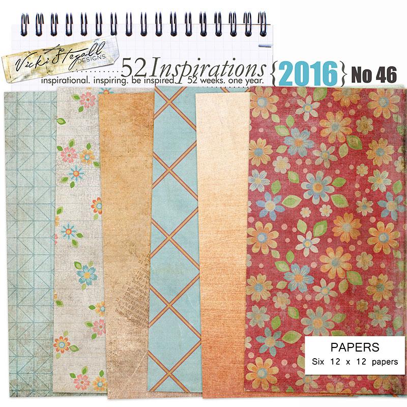 52 Inspirations 2016 - no 46