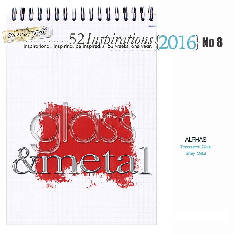 52 Inspirations 2016 - no 8