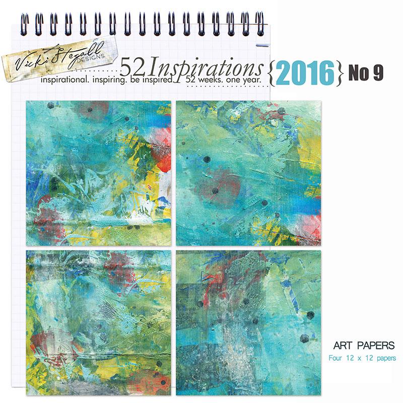 52 Inspirations 2016 - no 9