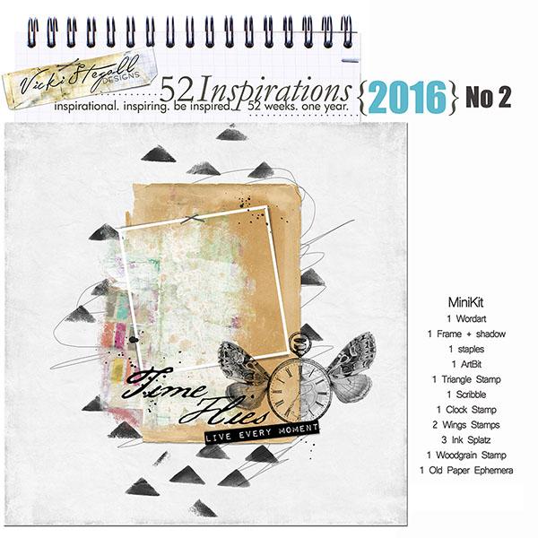 52 Inspirations 2016 - no 2