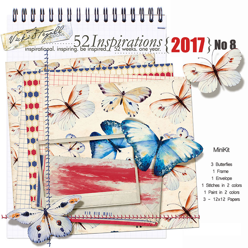 52 Inspirations 2017 - no 8