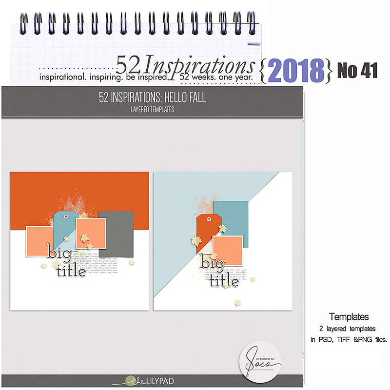 52 Inspirations 2018 - no 41 by Soco