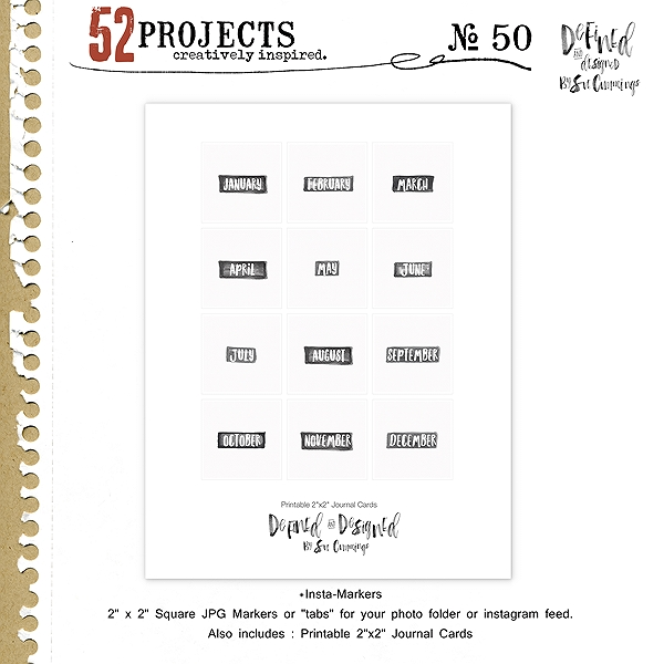 52 Projects No. 50