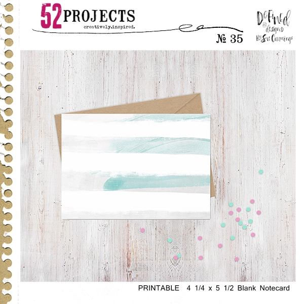 52 Projects No. 35