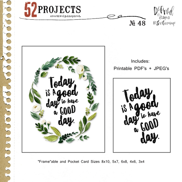 52 Projects No. 48