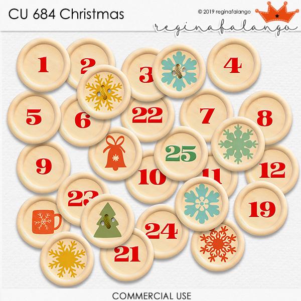 CU 684 CHRISTMAS