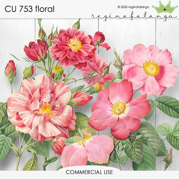 CU 753 FLORAL