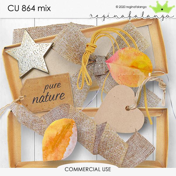 CU 864 MIX