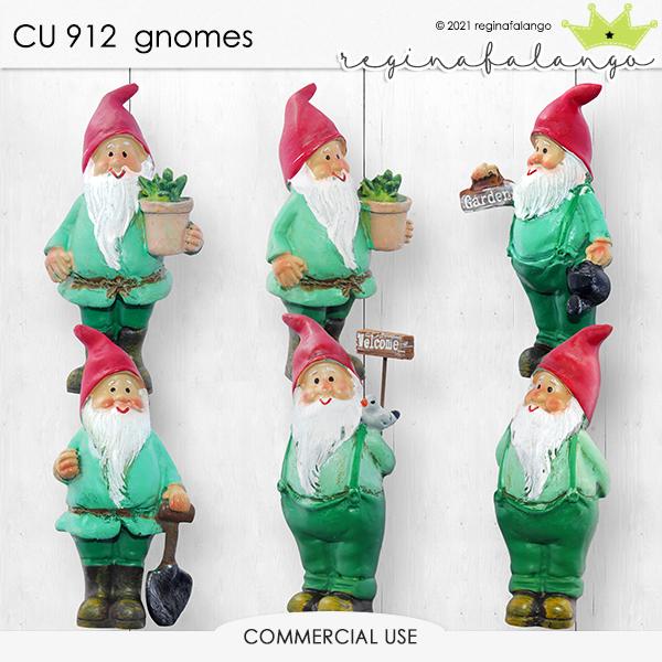 CU 912 GNOMES