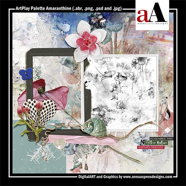 ArtPlay Palette Amaranthine