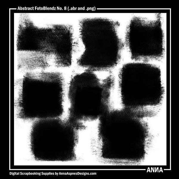 Abstract FotoBlendz No. 8
