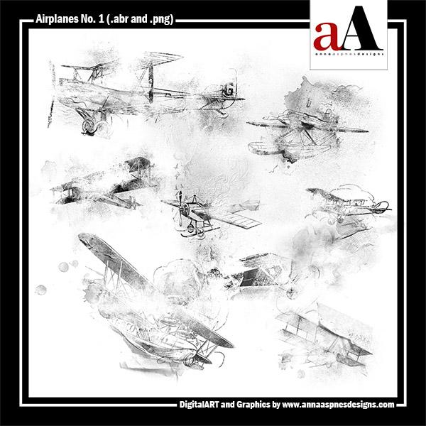 Airplanes No. 1