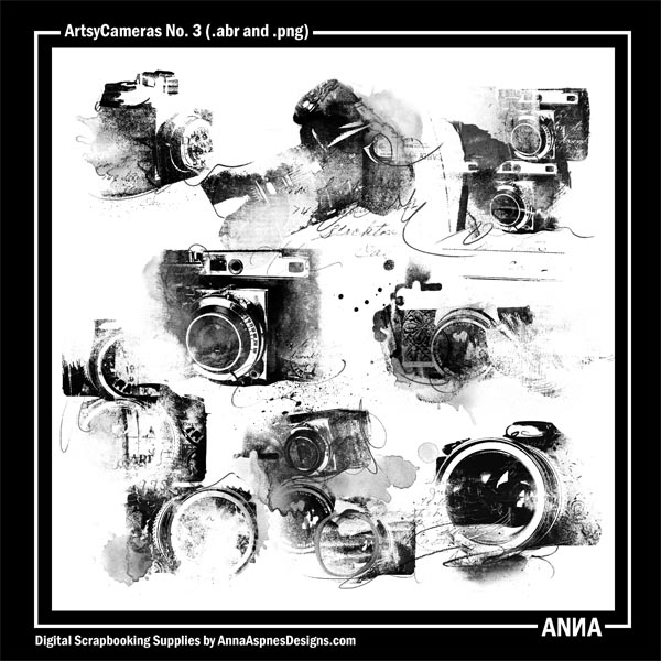 ArtsyCameras No. 3