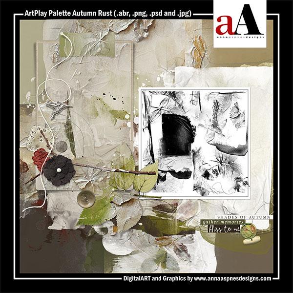 ArtPlay Palette Autumn Rust