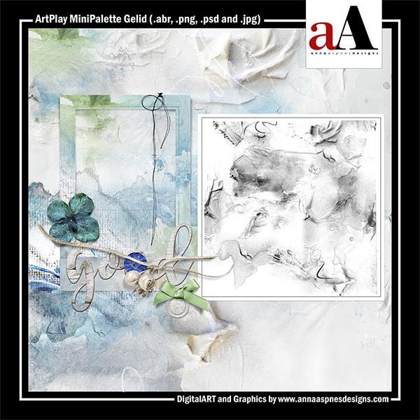 ArtPlay MiniPalette Gelid