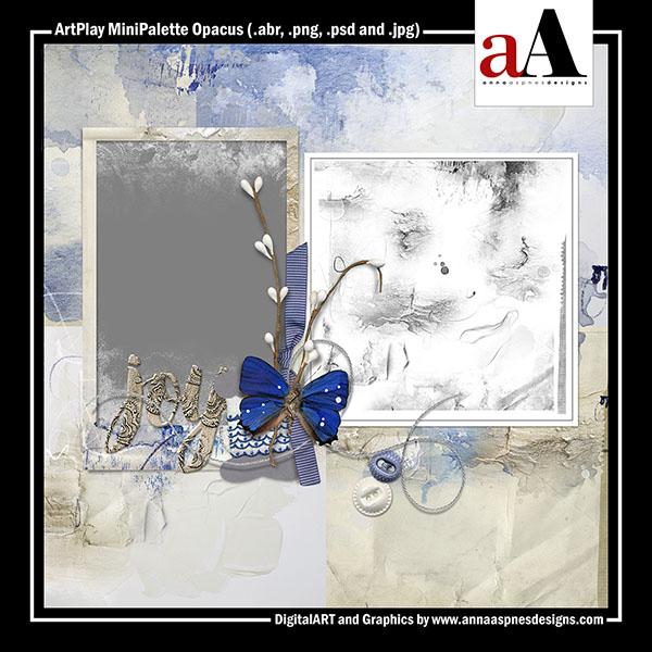 ArtPlay MiniPalette Opacus