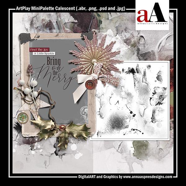 ArtPlay MiniPalette Calescent