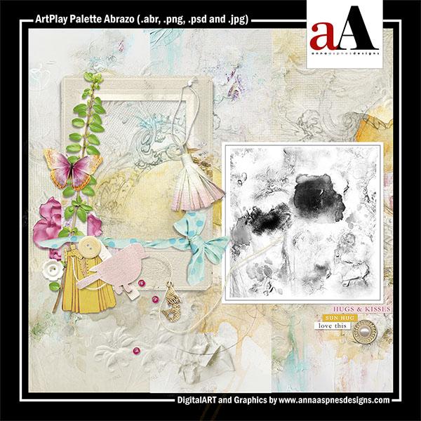 ArtPlay Palette Abrazo