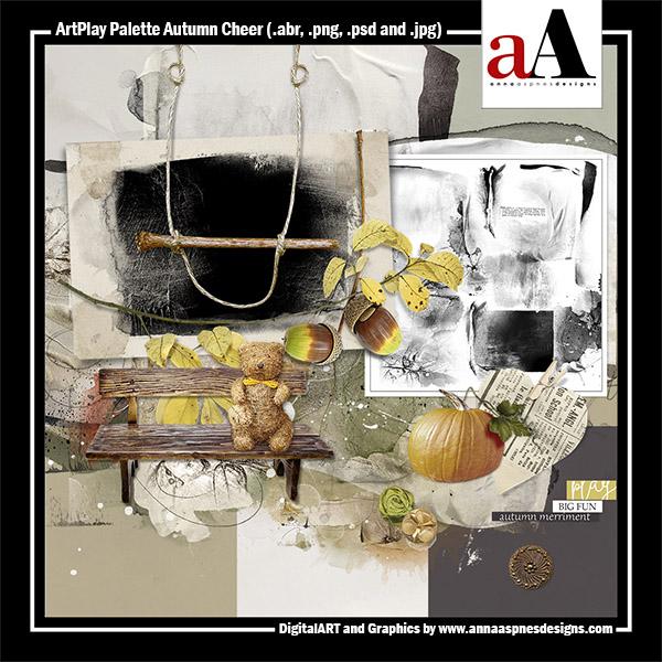 ArtPlay Palette Autumn Cheer