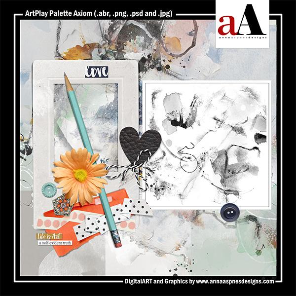ArtPlay Palette Axiom