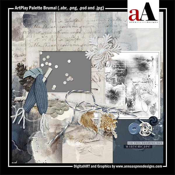 ArtPlay Palette Brumal