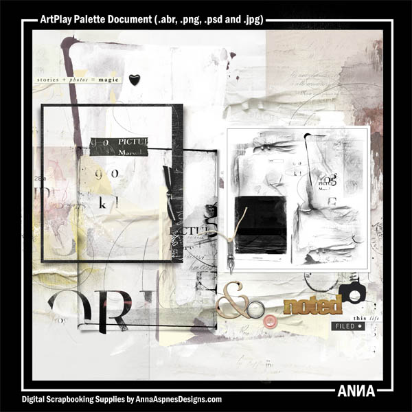 ArtPlay Palette Document