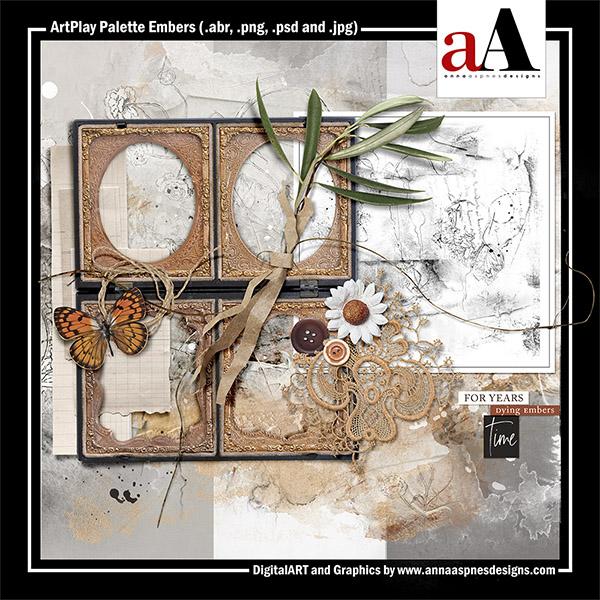 ArtPlay Palette Embers