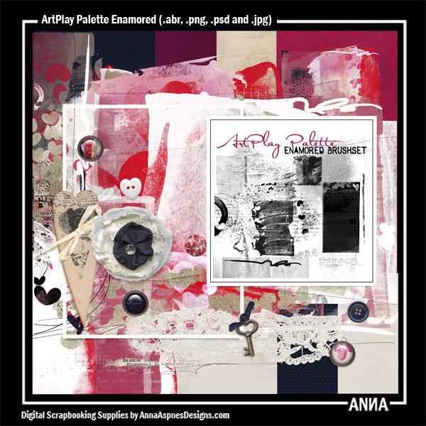 ArtPlay Palette Enamored
