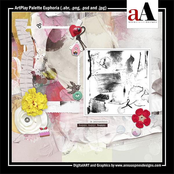 ArtPlay Palette Euphoria