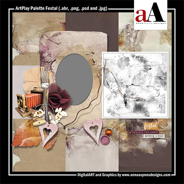 ArtPlay Palette Festal