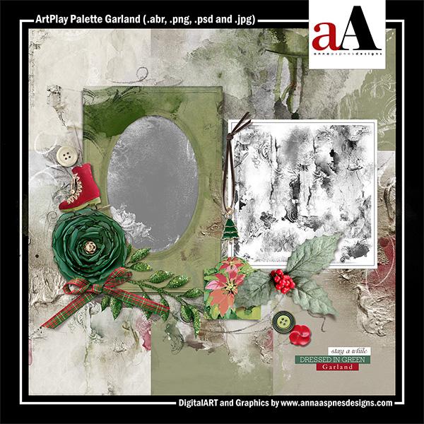 ArtPlay Palette Garland