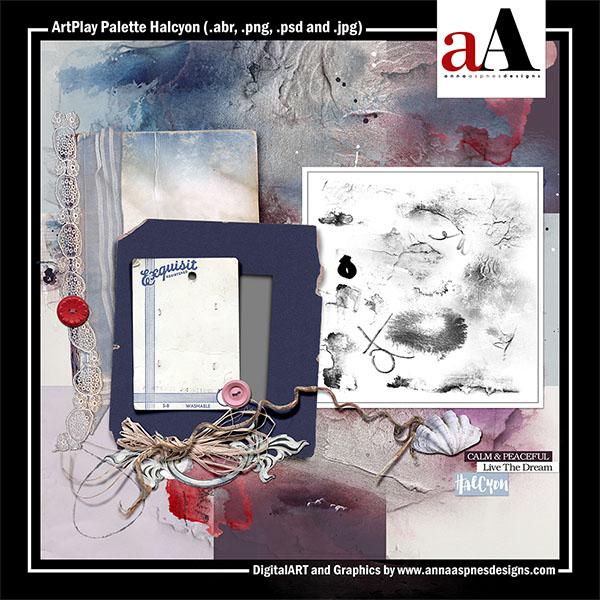 ArtPlay Palette Halcyon