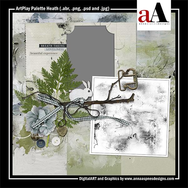 ArtPlay Palette Heath