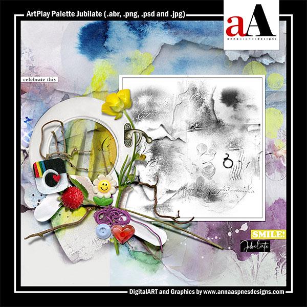 ArtPlay Palette Jubilate