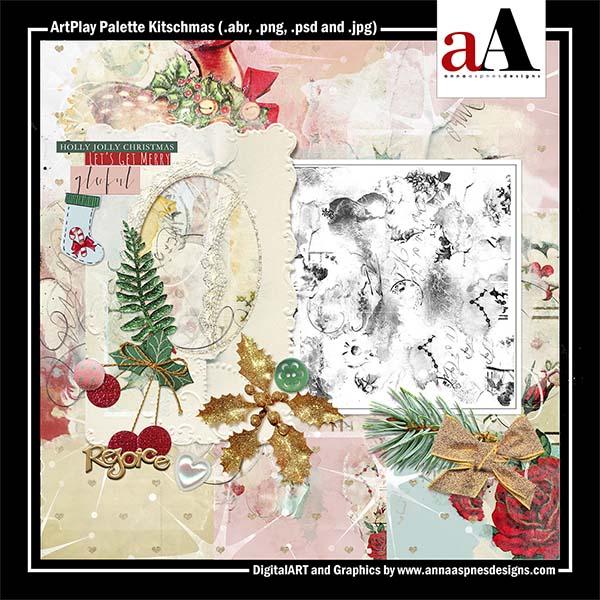 ArtPlay Palette Kitschmas