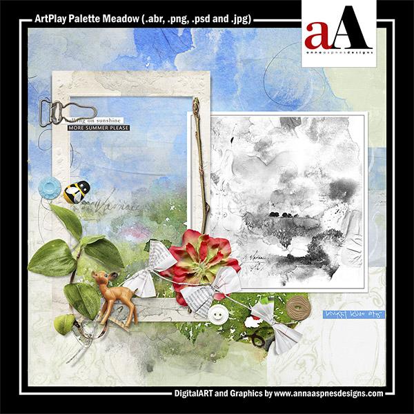 ArtPlay Palette Meadow