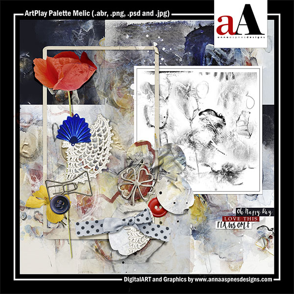 ArtPlay Palette Melic
