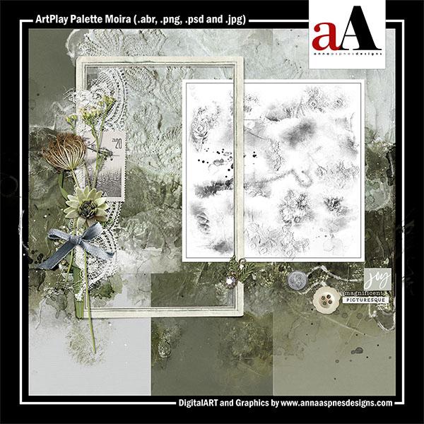 ArtPlay Palette Moira