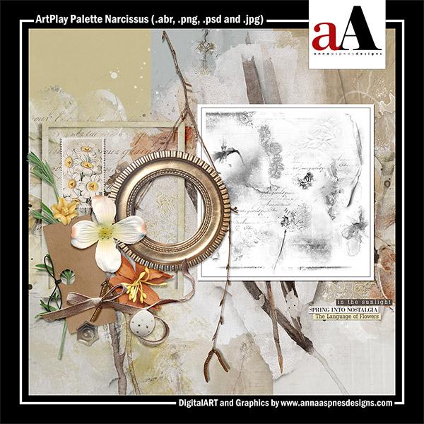 ArtPlay Palette Narcissus