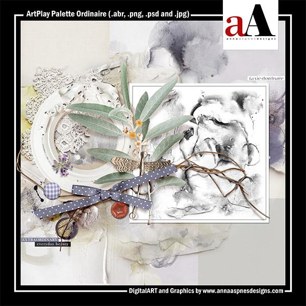 ArtPlay Palette Ordinaire