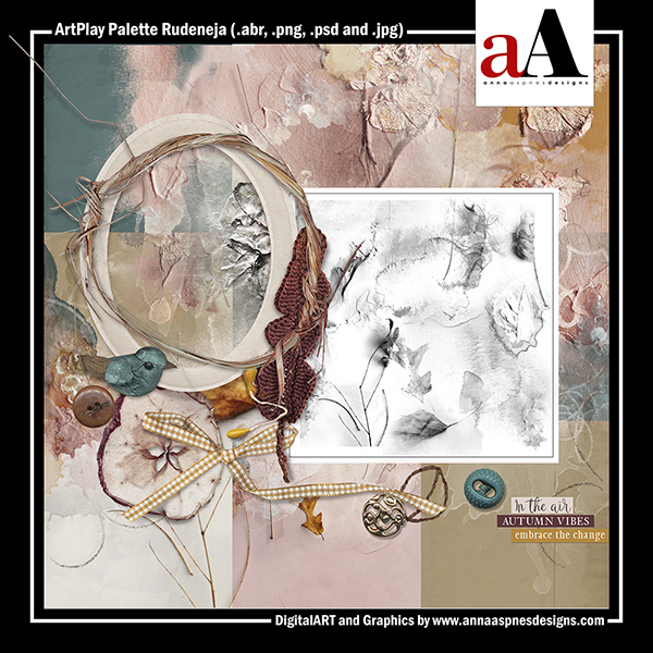 ArtPlay Palette Rudeneja