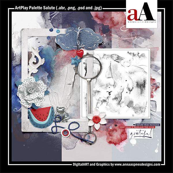 ArtPlay Palette Salute