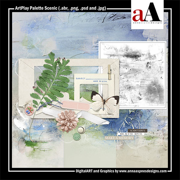 ArtPlay Palette Scenic