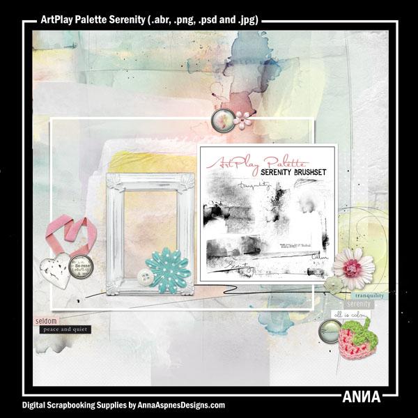 ArtPlay Palette Serenity