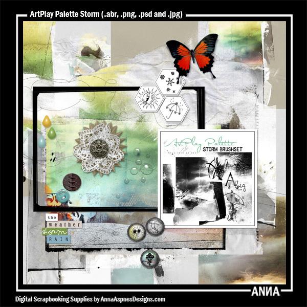 ArtPlay Palette Storm