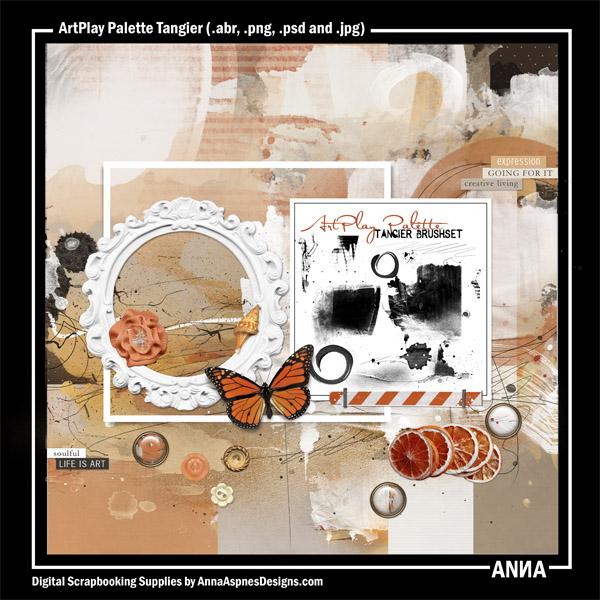 ArtPlay Palette Tangier
