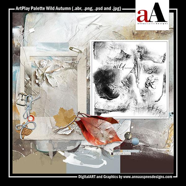 ArtPlay Palette Wild Autumn