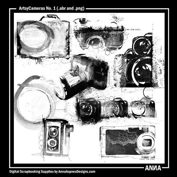ArtsyCameras No. 1