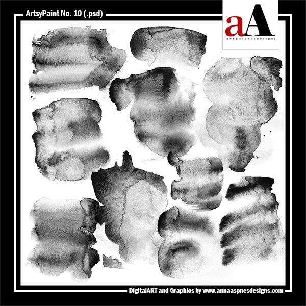 ArtsyPaint No. 10