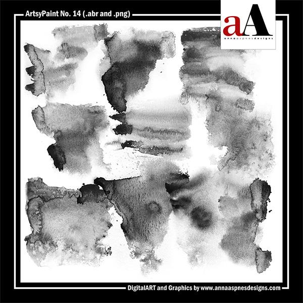 ArtsyPaint No. 14